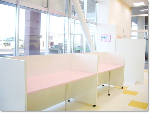 【テナント新設】弘前市樋の口ロックタウン/クリーニング店テナント新設工事