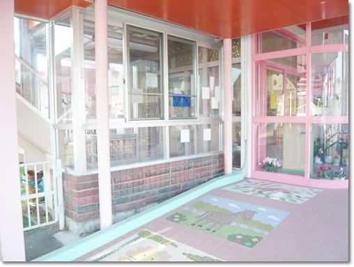 【事業所改修】青森県弘前市/某保育園玄関リニューアル工事