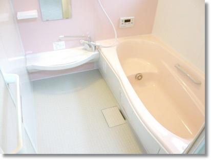 【風呂リフォーム】弘前市U様邸、LIXIL【リクシル】のLa-bath【ラ・バス】にリフォーム